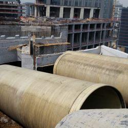 Skyland Projesi TCK Yağmursuyu Deplase İnşaatı