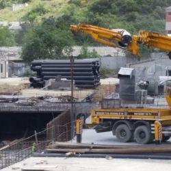 Skyland Projesi Alt Yapı Projesi İşleri